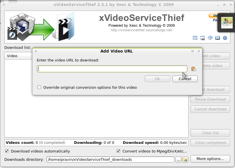 4 best open source & free youtube downloader for ubuntu linux |h2s.